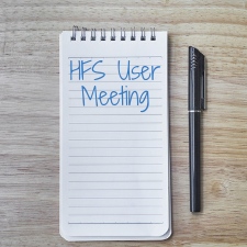 HFS User meeting 2019